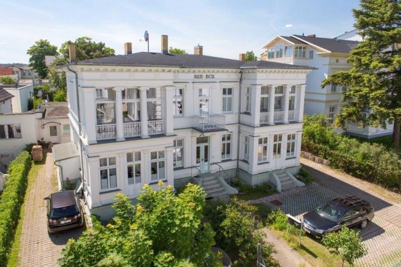 Villa See Eck Au%C3%9Fenaufnahme - Die Insel Usedom