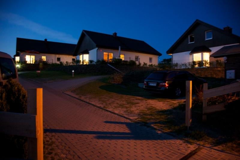 10 Ferienhaus au%C3%9Fen nacht Aufnachusedom Ferienwohnung Ferienhaus und Meehr Ahlbeck Bansin Usedom Insel 11 - Ferienhäuser in Bansin