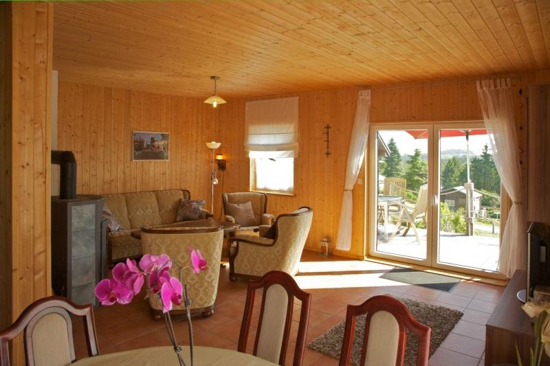 2a Wohnraum Aufnachusedom Ferienwohnung Ferienhaus und Meehr Ahlbeck Bansin Usedom Insel 21 - Ferienhäuser in Bansin