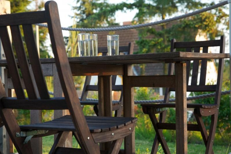 5 Ferienhaus Terrasse Aufnachusedom Ferienwohnung Ferienhaus und Meehr Ahlbeck Bansin Usedom Insel 46 - Ferienhäuser in Bansin
