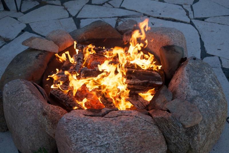 6e Freizeit Feuerstelle Aufnachusedom Ferienwohnung Ferienhaus und Meehr Ahlbeck Bansin Usedom Insel 58 - Ferienhäuser in Bansin