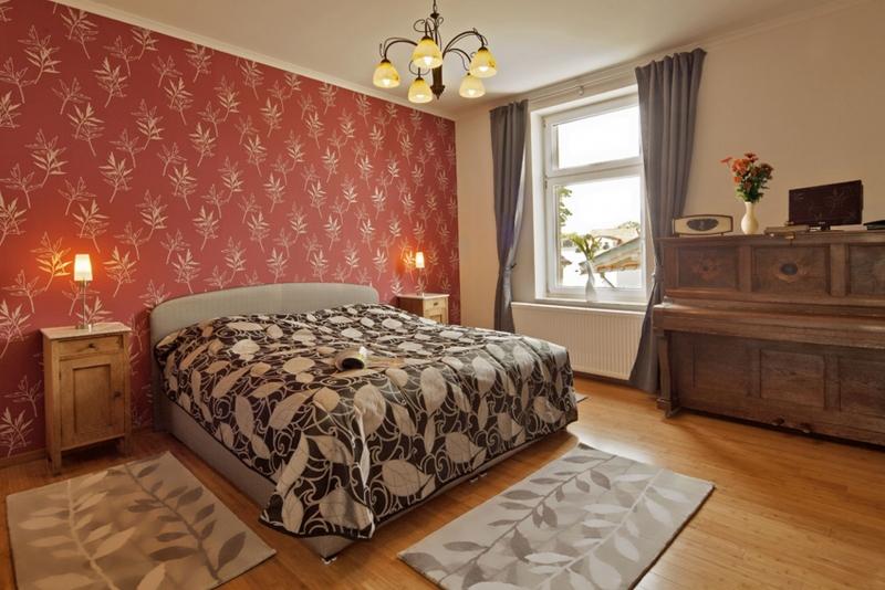4 Villa See Eck in Ahlbeck 3RaumApp Schlafzimmer 1 Aufnachusedom Ferienwohnung Ferienhaus und Meehr Ahlbeck Bansin Usedom Insel 45 - Ferienwohnungen in Ahlbeck