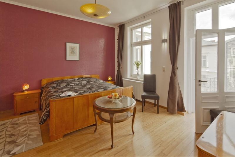 5 Villa See Eck in Ahlbeck 3RaumApp Schlafzimmer 2 Aufnachusedom Ferienwohnung Ferienhaus und Meehr Ahlbeck Bansin Usedom Insel 48 - Ferienwohnungen in Ahlbeck