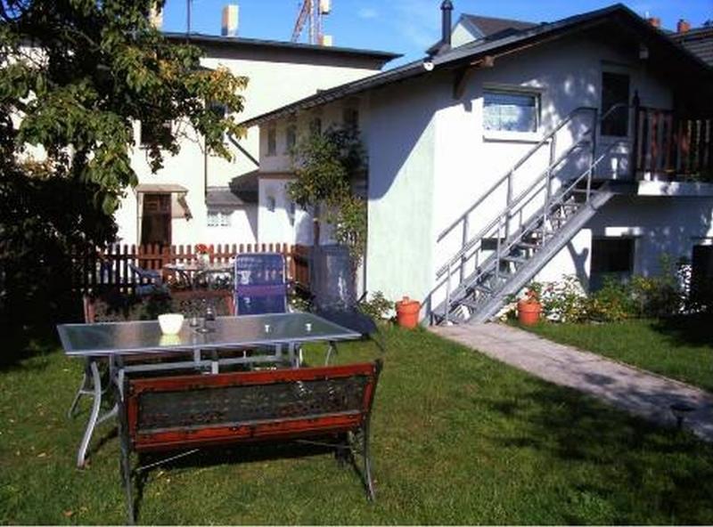 1. Gartenhaus au%C3%9Fen Aufnachusedom Ferienwohnung Ferienhaus und Meehr Ahlbeck Bansin Usedom Insel 5 - Ferienwohnungen in Ahlbeck