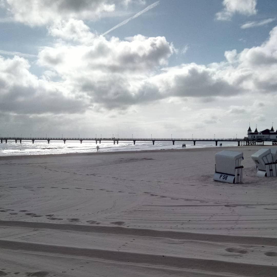IMG 20180707 084808 759 - Wir wünschen euch einen guten Start in den Tag vom Strand in Ahlbeck