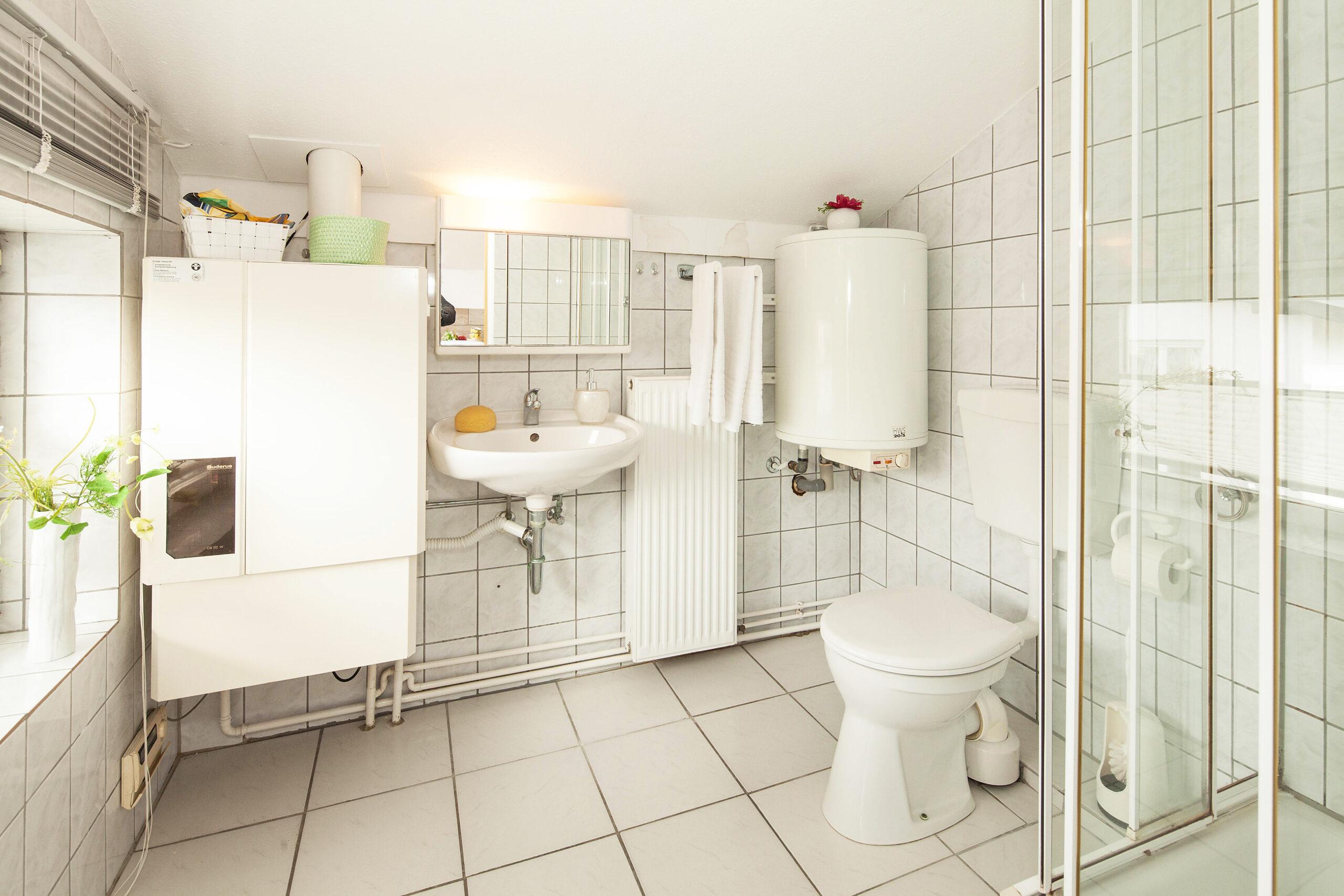 """Gartenhaus der """"Villa See-Eck"""", Ferienwohnung Obergeschoss, Innenansicht"""